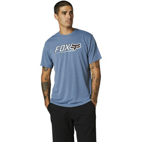 Fox Cntro SS Tech Tee Men, matte blue